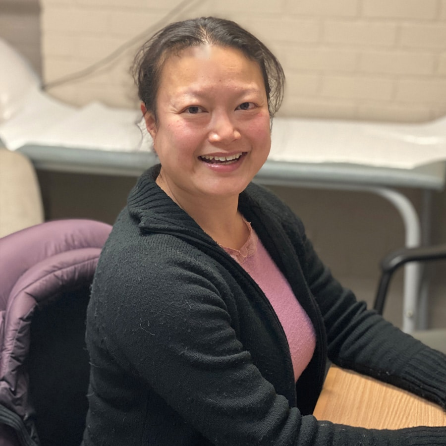 Dr Joanne Tong
